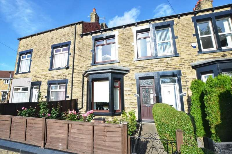 3 Bedrooms Town House for sale in Shaw Street, Barnsley