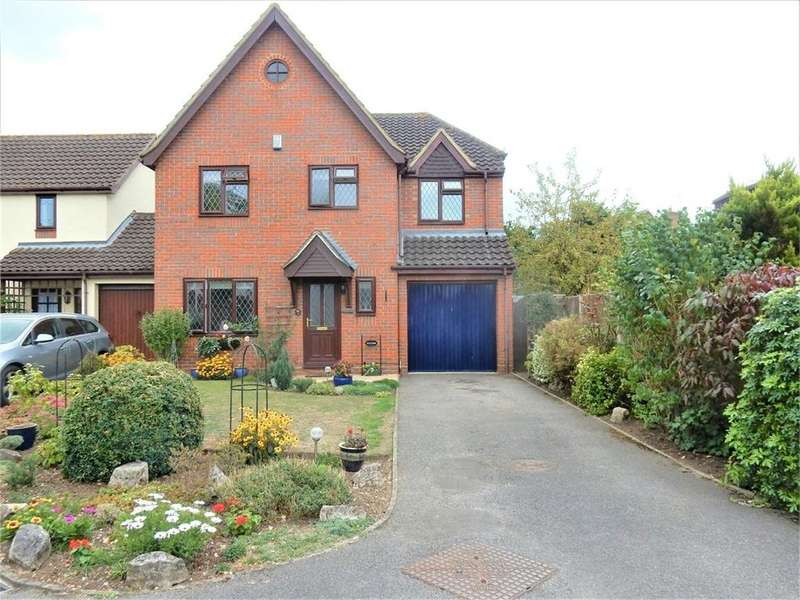 5 Bedrooms Detached House for sale in Waterhouse Mead, College Town, SANDHURST, Berkshire