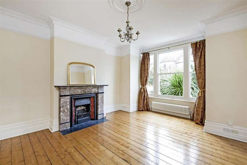 5 Bedrooms Semi Detached House for sale in Bernard Gardens, Wimbledon