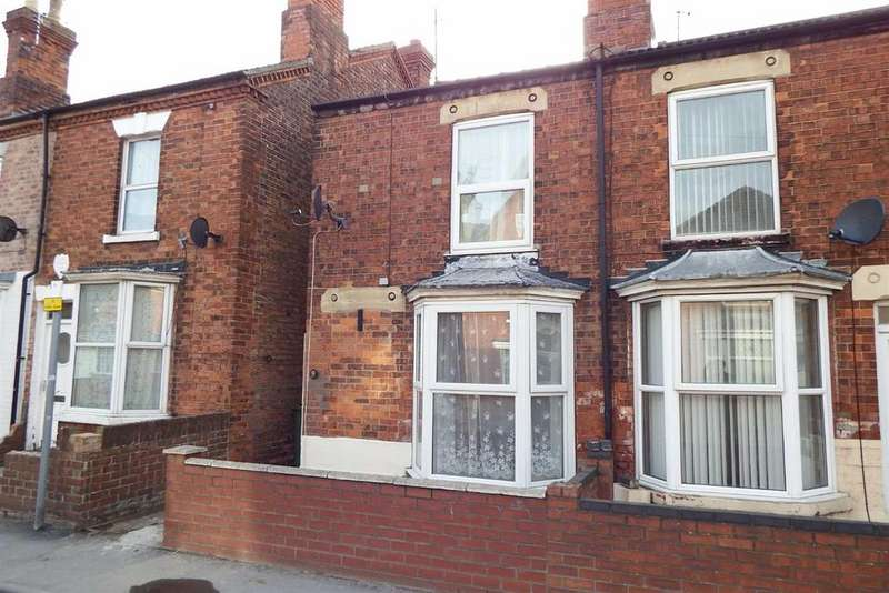 2 Bedrooms Semi Detached House for sale in York Street, Boston, PE21