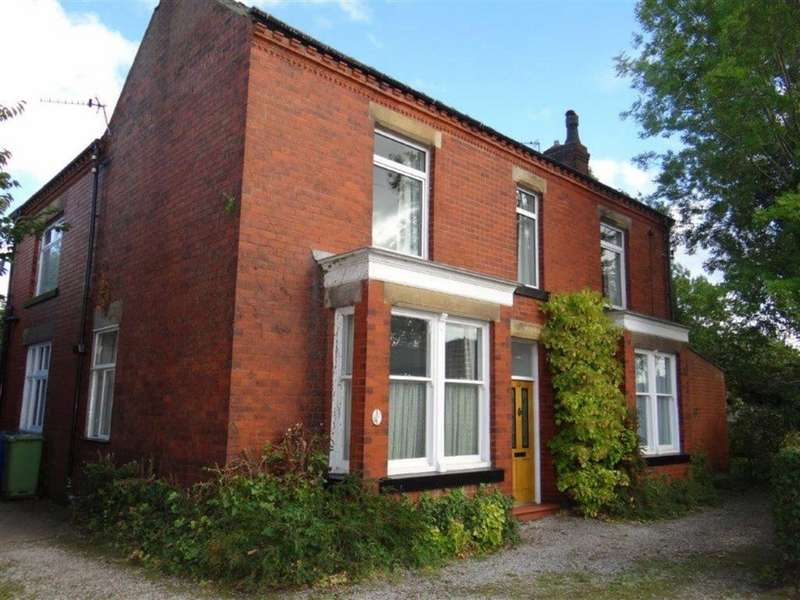 4 Bedrooms Detached House for sale in Winwick Lane, Lowton