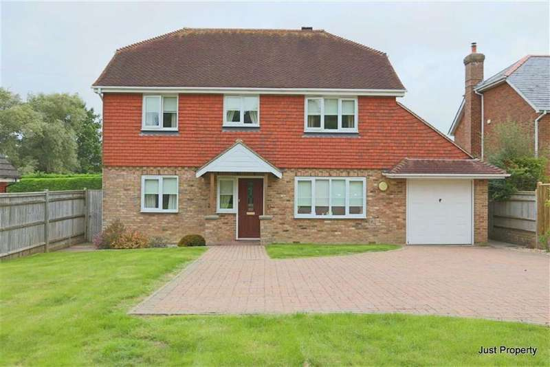 5 Bedrooms Detached House for sale in Virgins Lane, Battle