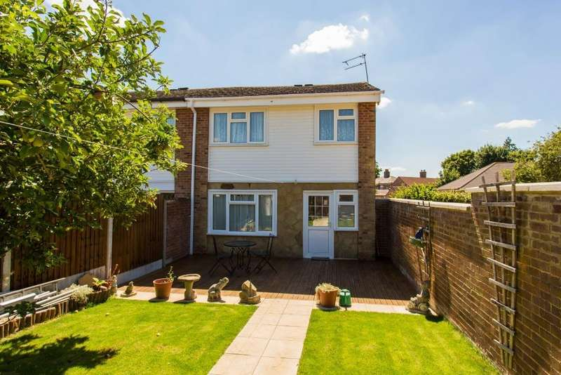 3 Bedrooms End Of Terrace House for sale in Bridge Place, Amersham
