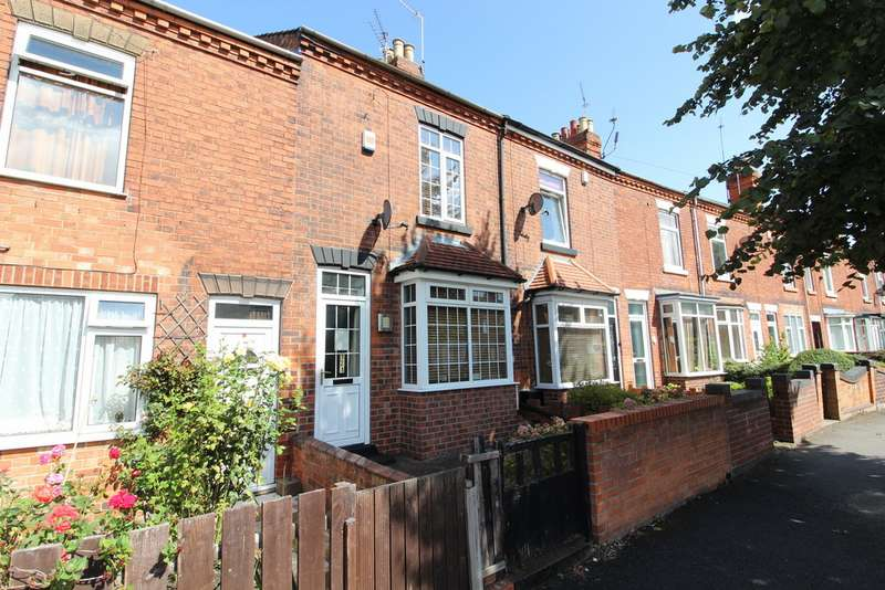 2 Bedrooms Terraced House for sale in Lea Road, Gainsborough DN21