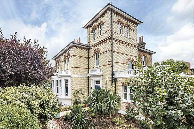 5 Bedrooms Semi Detached House for sale in Park Road, Hampton Hill, Hampton, TW12