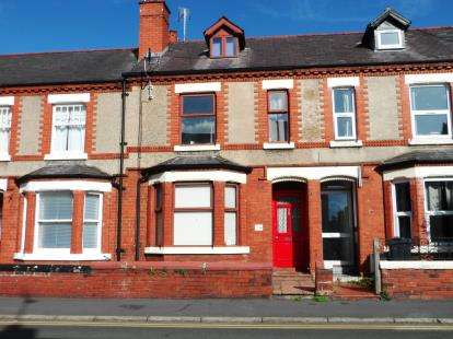 5 Bedrooms Terraced House for sale in Bouverie Street, Chester, Cheshire, CH1