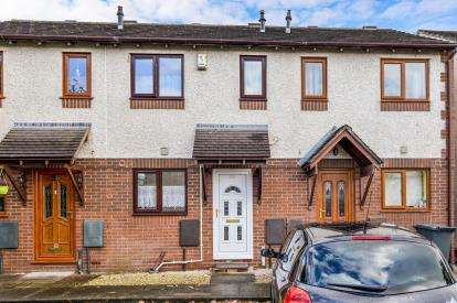 2 Bedrooms Terraced House for sale in Highgrove, Morecambe, Lancashire, United Kingdom, LA4