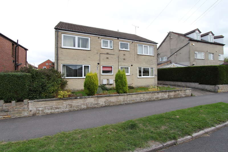 1 Bedroom Flat for sale in Robert Road, Meadowhead