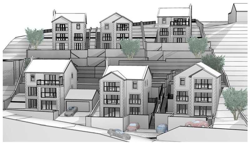 5 Bedrooms Detached House for sale in Jackson Lane, Dewsbury