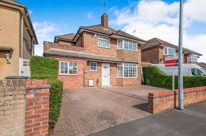 3 Bedrooms Detached House for sale in The Crescent, Eye, Peterborough, Cambridgeshire