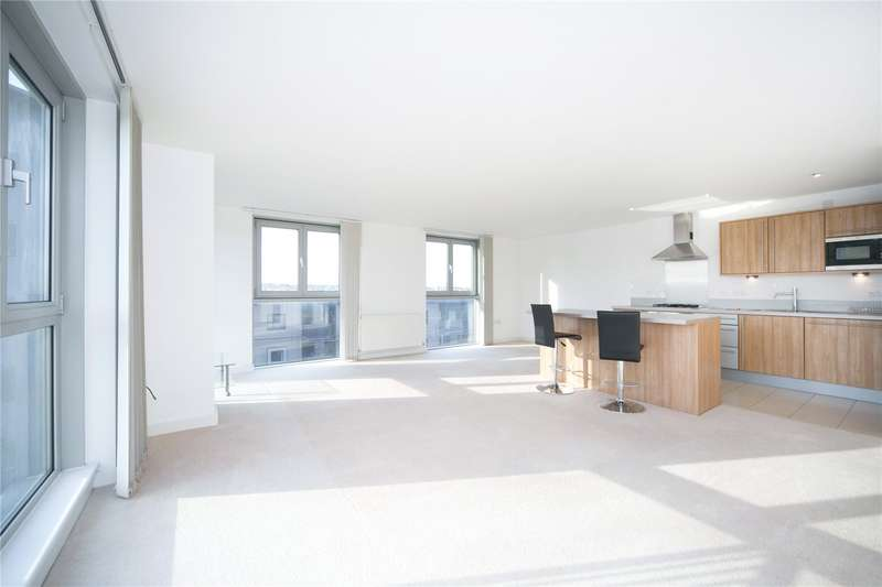 2 Bedrooms Flat for sale in Eden Grove, Lower Holloway, N7