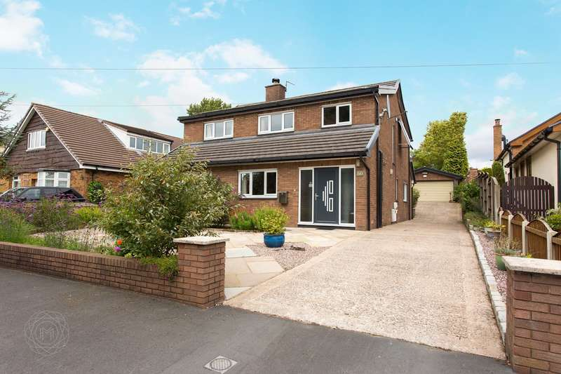5 Bedrooms Detached House for sale in Lower Hill Drive, Heath Charnock, Chorley, PR6