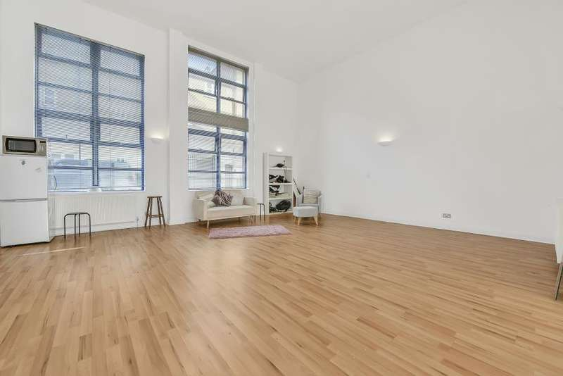 3 Bedrooms Apartment Flat for sale in Chilton Street, London, E2