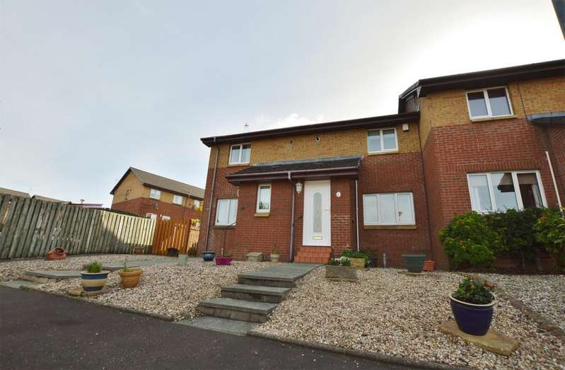 2 Bedrooms Terraced House for sale in 26 Westpark Wynd, DALRY, KA24 5BQ