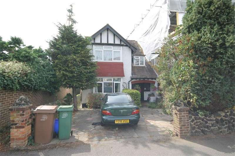 4 Bedrooms Semi Detached House for sale in Salisbury Road, CARSHALTON, Surrey
