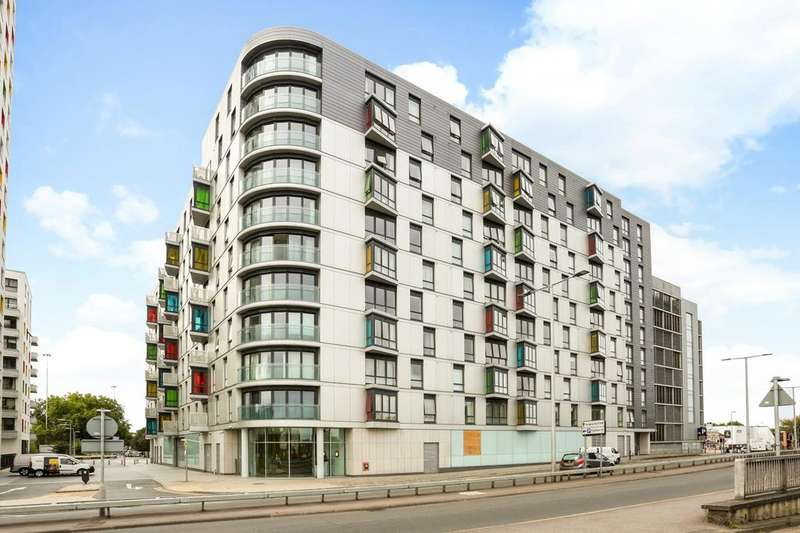 2 Bedrooms Apartment Flat for sale in Hermitage, Chatham Street, Reading, RG1