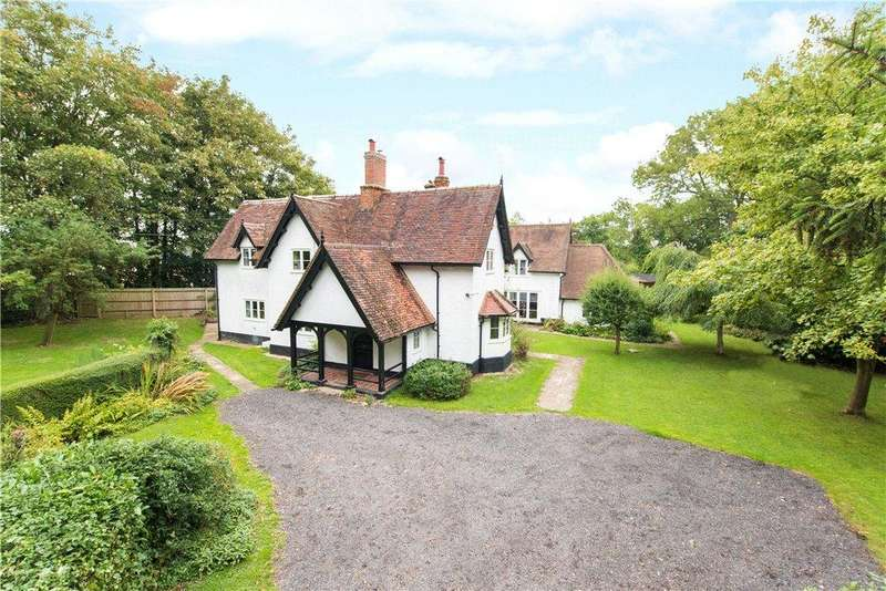 4 Bedrooms Detached House for sale in Akeley Wood, Akeley, Buckingham