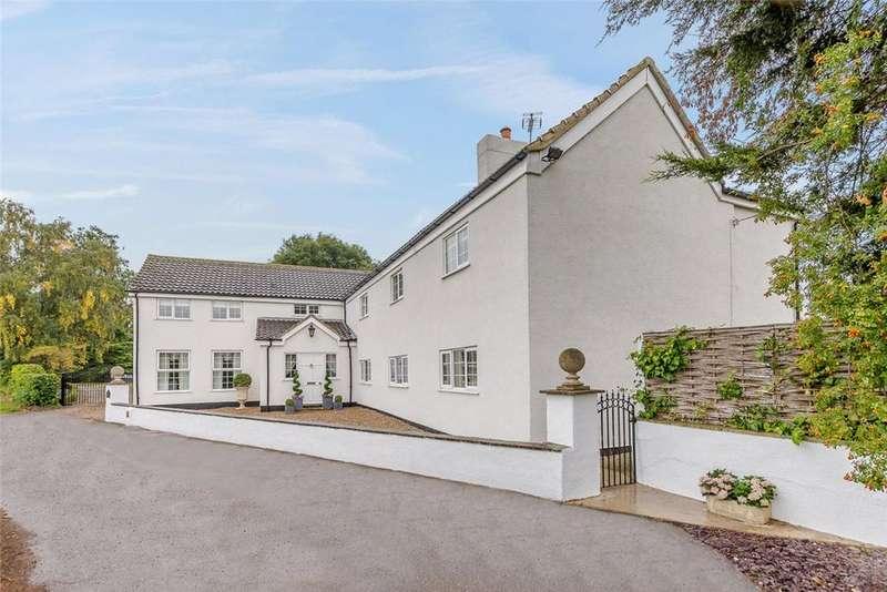 4 Bedrooms Detached House for sale in Nunni Cottage, Ash Lane, Little Fenton, Leeds, LS25