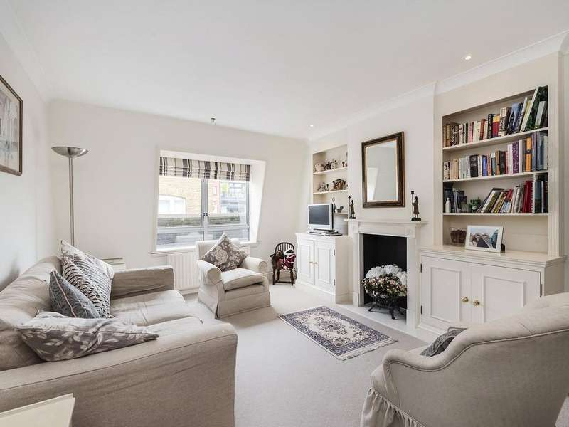 2 Bedrooms House for sale in 17a Floral Street, Covent Garden, WC2E