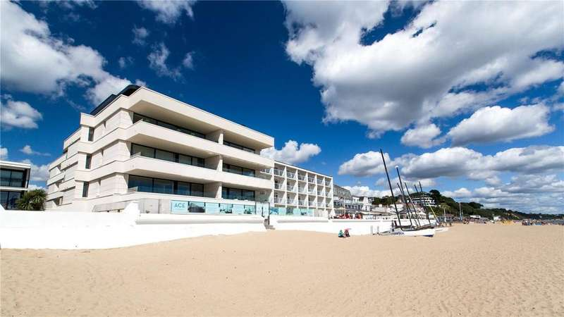 4 Bedrooms Penthouse Flat for sale in Ace, 17 - 21 Banks Road, Sandbanks, Poole, Dorset, BH13