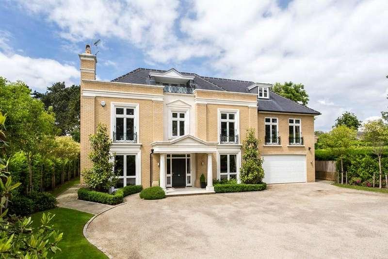 7 Bedrooms Detached House for sale in Renfrew Road, Kingston Upon Thames