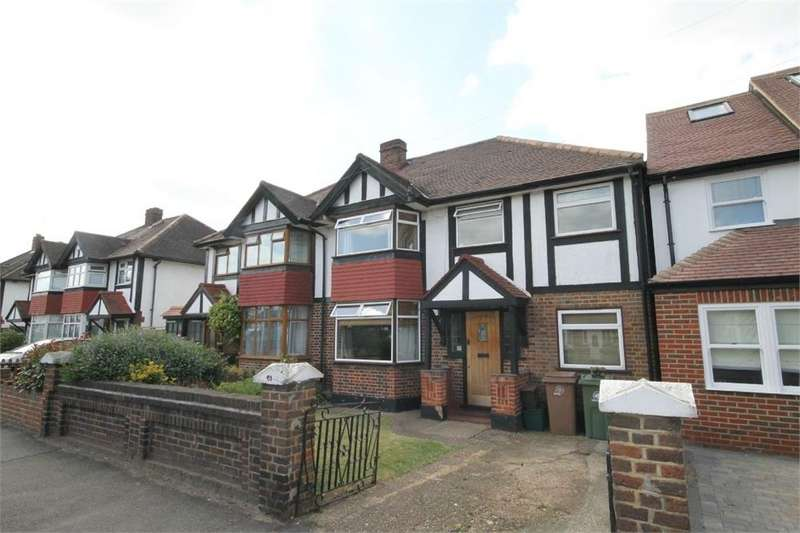 4 Bedrooms Semi Detached House for sale in Culvers Avenue, CARSHALTON, Surrey