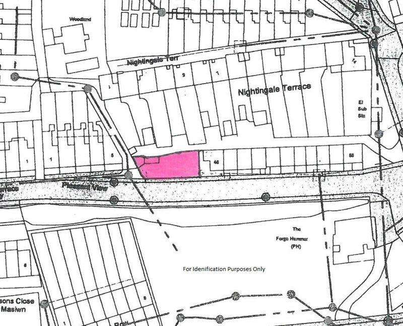 Plot Commercial for sale in Hanbury Road, Pontypool