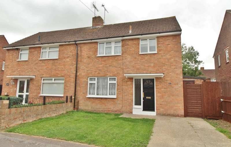 3 Bedrooms Semi Detached House for sale in Keyhaven Drive, Leigh Park