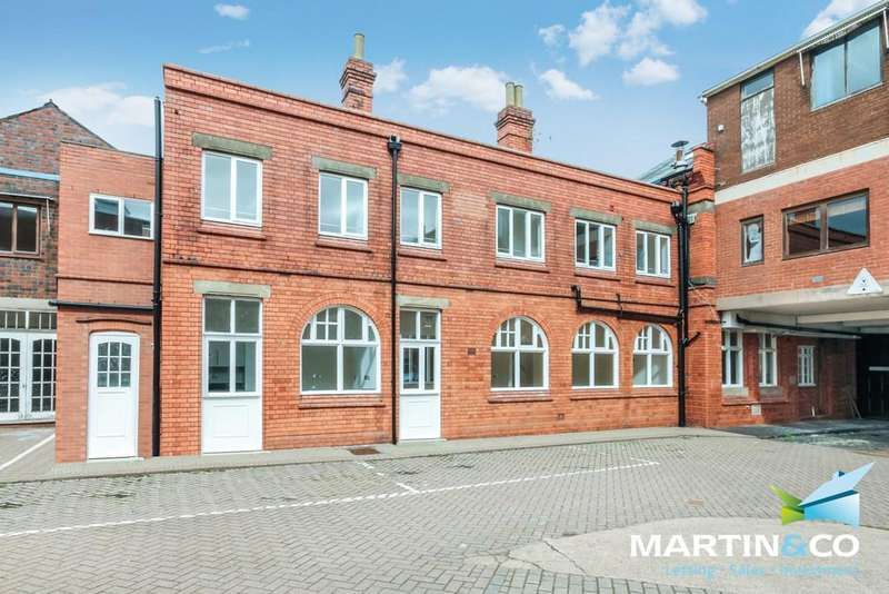 3 Bedrooms Town House for sale in Camden Street, Jewellery Quarter, B1