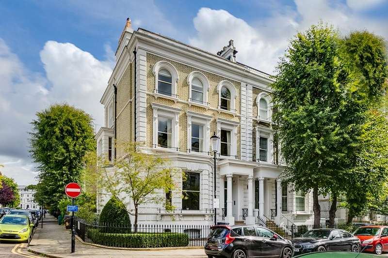 9 Bedrooms Semi Detached House for sale in Phillimore Gardens W8