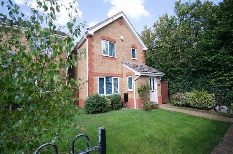 3 Bedrooms Detached House for sale in Westons Brake, Emersons Green, Bristol, BS16 7BP