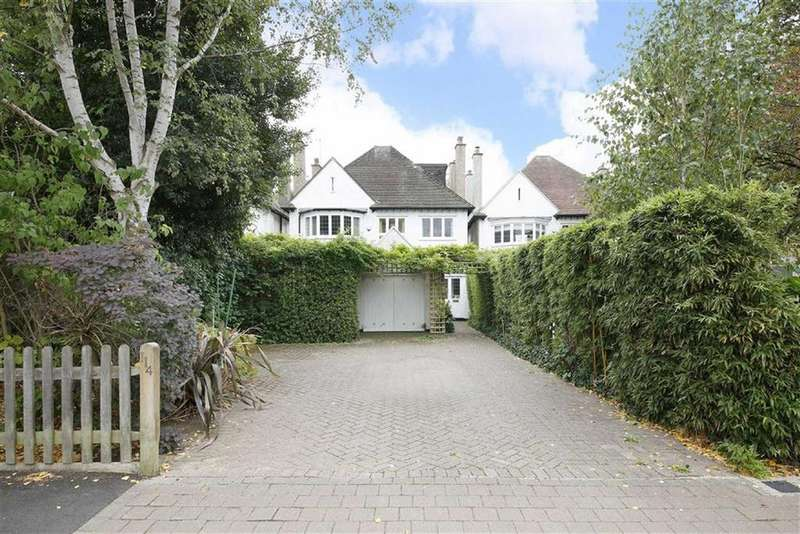 7 Bedrooms Detached House for sale in Court Lane, London