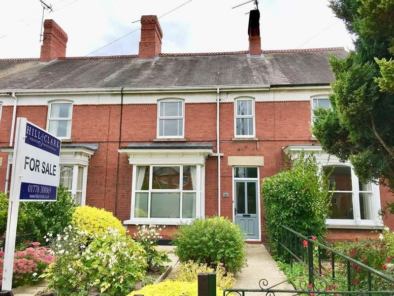 4 Bedrooms Terraced House for sale in North Road, Bourne, PE10