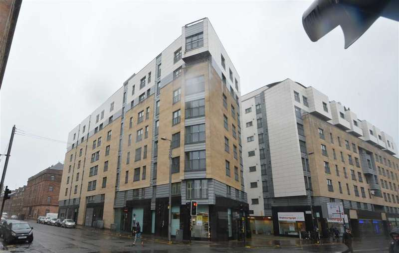 1 Bedroom Apartment Flat for sale in Flat 5/1, 110 Bell Street, Glasgow