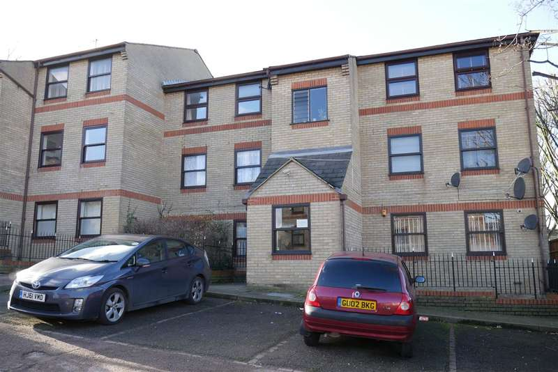 2 Bedrooms Apartment Flat for sale in Edmeston Close, Hackney