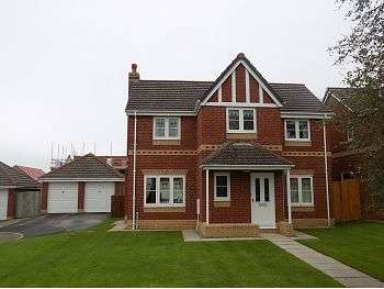4 Bedrooms Detached House for sale in Pennington Drive, Carlisle, CA3 0PF