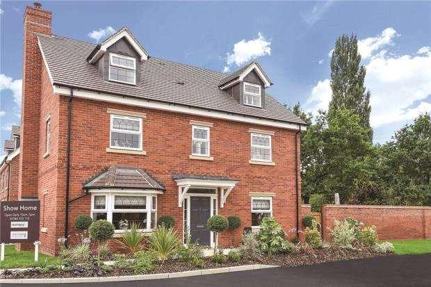 5 Bedrooms Detached House for sale in Terrace Road North, Binfield, Berkshire