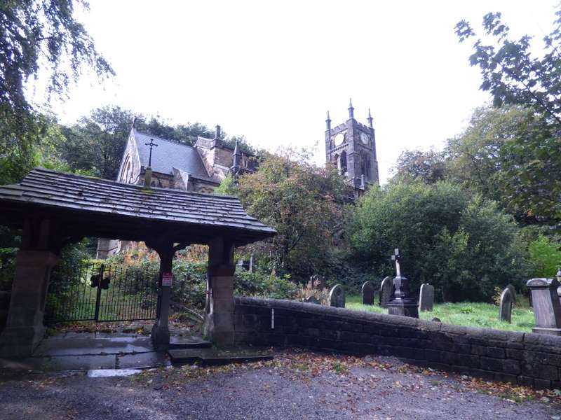 Property for sale in The Former Christ Church, Burnley Road, Todmorden, Lancashire