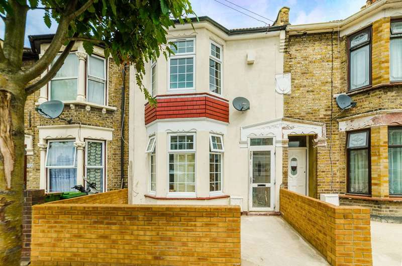 5 Bedrooms Terraced House for sale in Halley Road, Forest Gate, E7