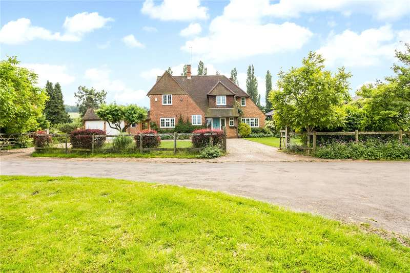 4 Bedrooms Detached House for sale in Temple Park Farm, High Street, Hurley, Berkshire, SL6