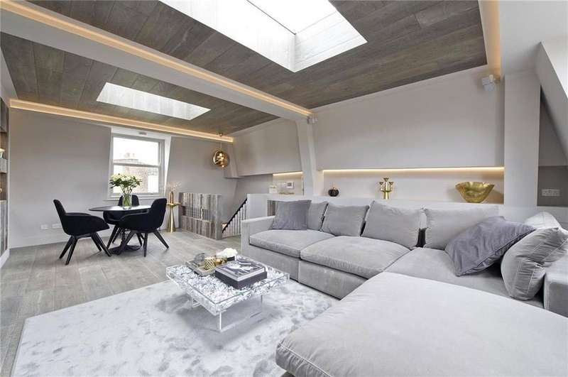 2 Bedrooms Maisonette Flat for sale in Chesterton Road, Notting Hill, London, W10