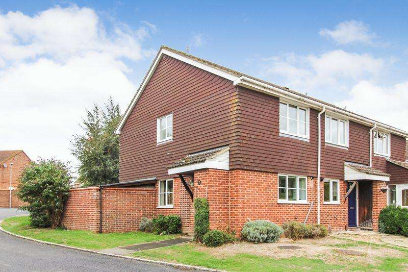 2 Bedrooms End Of Terrace House for sale in Fyfield Road, Thatcham