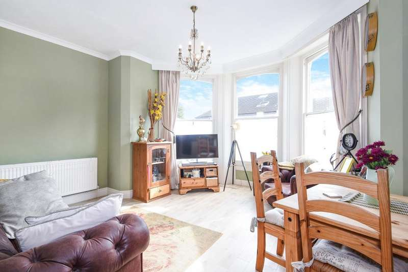2 Bedrooms Flat for sale in Argyle Road, Reading, RG1