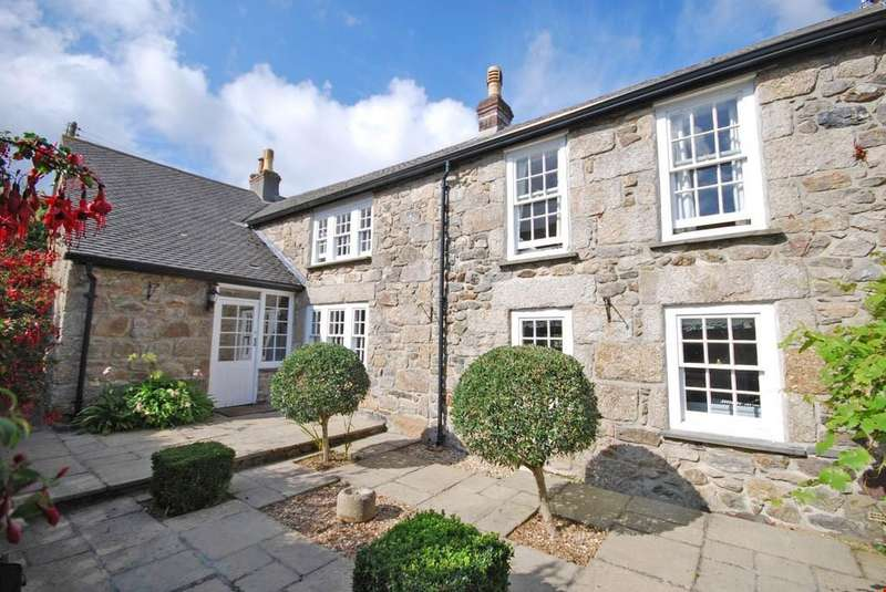 4 Bedrooms Detached House for sale in Lelant, Nr. St Ives, Cornwall, TR26