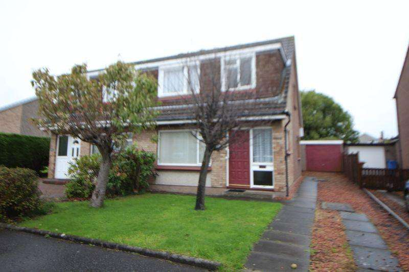 3 Bedrooms Semi-detached Villa House for sale in Glenbervie Road, Kirkcaldy