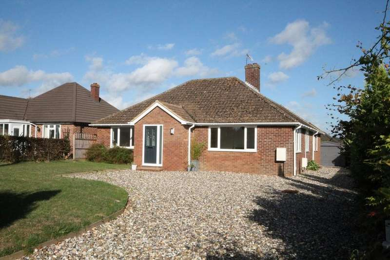 4 Bedrooms Detached Bungalow for sale in Henwick Lane, THATCHAM, RG18