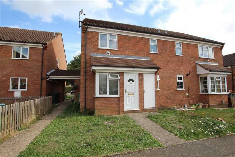 1 Bedroom Cluster House for sale in Ripon Court, Biggleswade, SG18