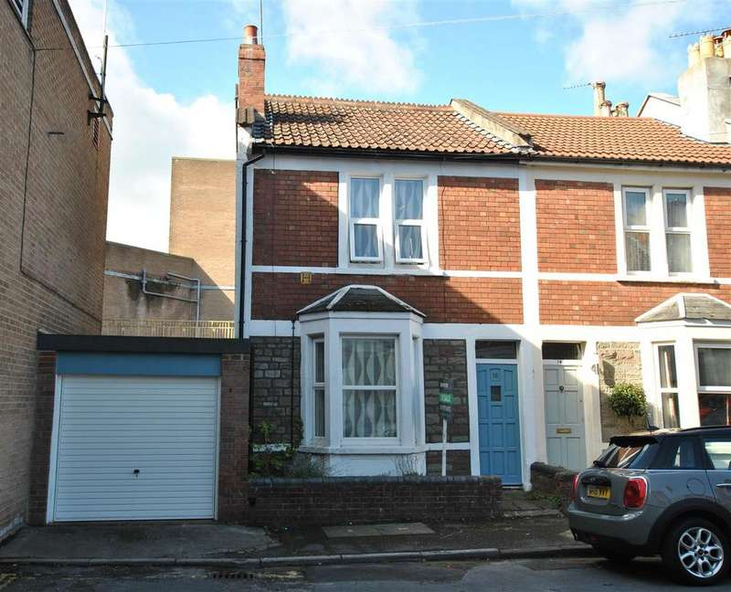 3 Bedrooms End Of Terrace House for sale in Ryde Road, Knowle