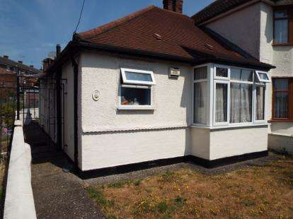 2 Bedrooms Bungalow for sale in Abbey Road, Waltham Cross, Hertfordshire