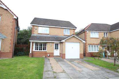 3 Bedrooms Detached House for sale in Whiteford Road, Stepps
